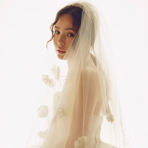 Min Hyo Rin, Wedding Dress Inspiration