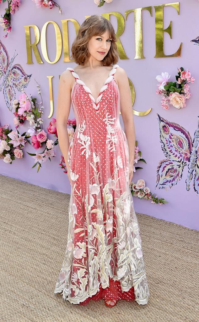 Joanna Newsom -  Attended the Rodarte show on Feb. 5, 2019.