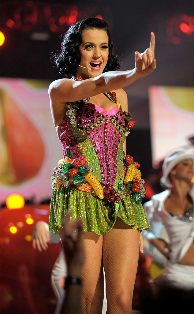 Katy Perry, 2009 Grammys