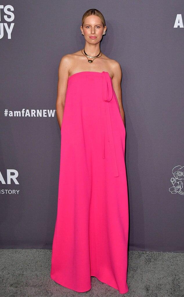 Karolina Kurkova, amfAR Gala New York 2019