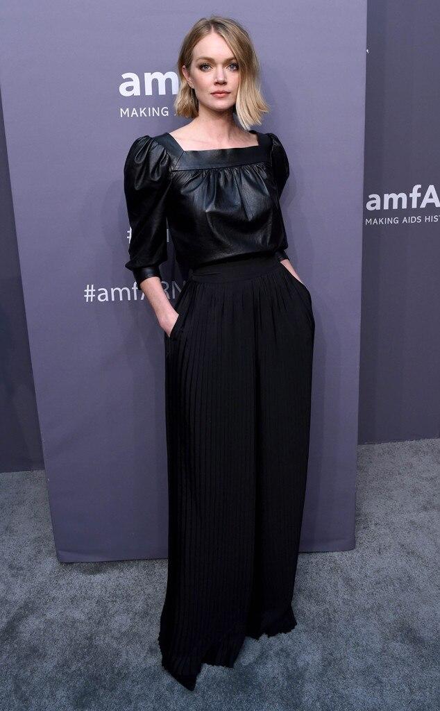 Lindsay Ellingson, amfAR Gala New York 2019