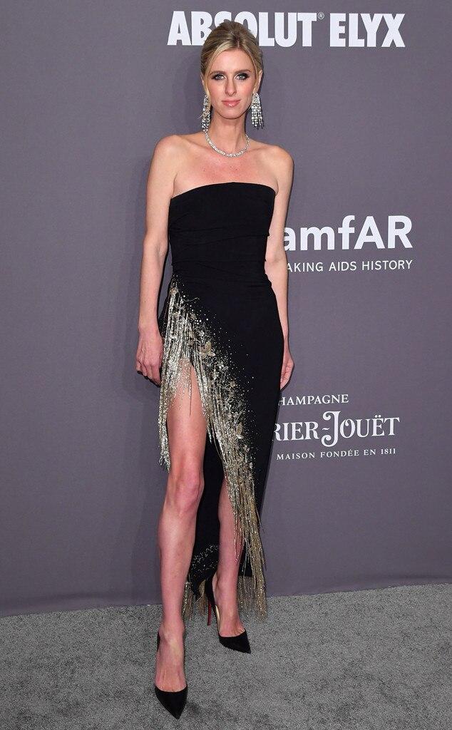 Milla Jovovich from 2019 amfAR Gala New York: Red Carpet Fashion   E ...