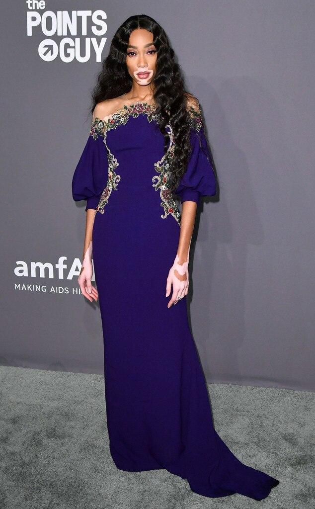 Winnie Harlow, amfAR Gala New York 2019