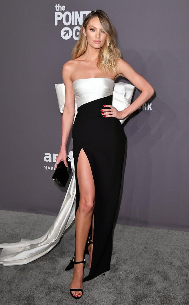 Candice Swanepoel, amfAR Gala New York 2019
