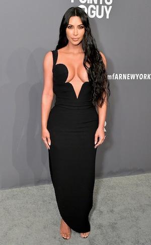 Kim Kardashian, amfAR Gala New York 2019
