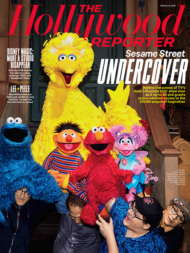 Sesame Street, The Hollywood Reporter