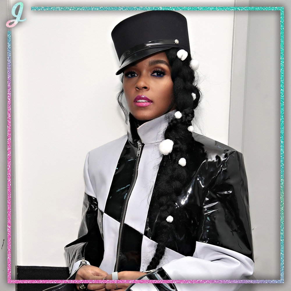 "J: Janelle Monae -  One of the five females to break through with a nomination in the Album of the Year category for her standout  Dirty Computer ,  Janelle Monae  was also recognized in the Best Music Video category with a nomination for the  Tessa Thompson -starring ""Pynk"" clip. Fans of Monae are in a treat during the telecast as she'll also be taking the stage as a performer."