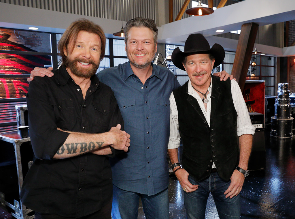 The Voice, Blake Shelton, Brooks and Dunn