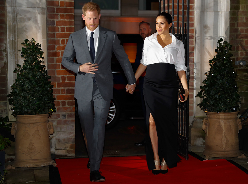 "Prince Harry, Meghan Markle, 2019 Endeavor Fund Awards"" data-width = ""1024"" data-height = ""759"