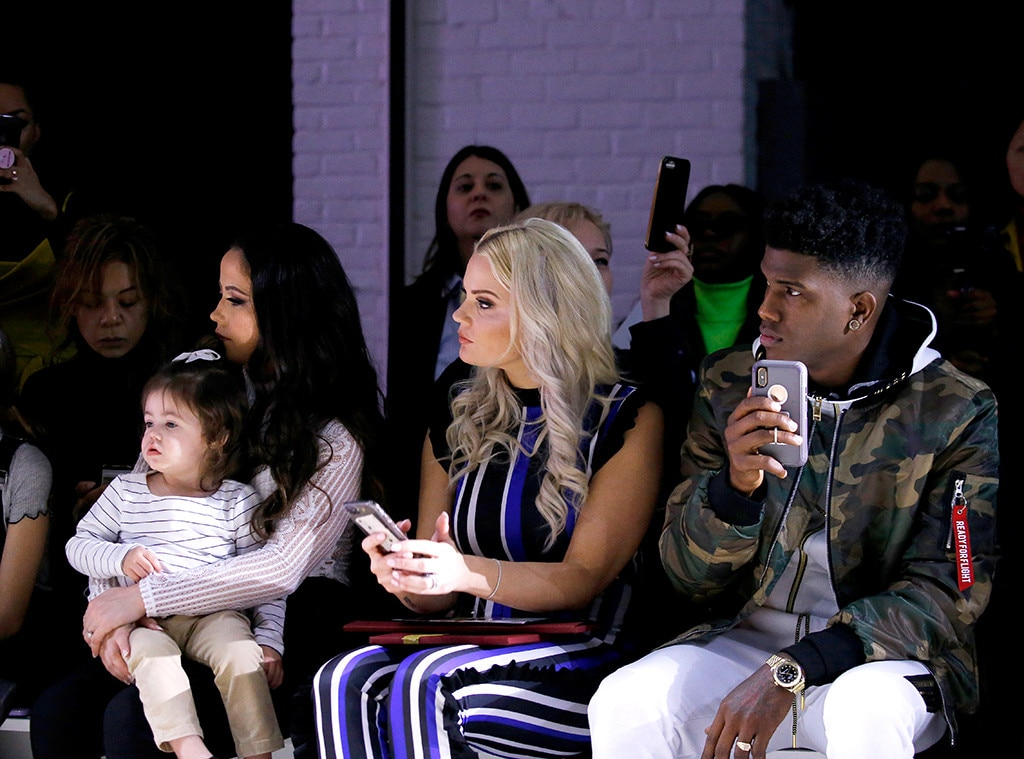 Jenelle Evans, Ashley Martson & Jay Smith -  Attended the Indonesian Diversity FW19 Collections on Feb. 7, 2019.