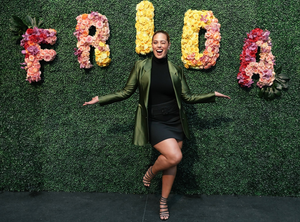 The Brooklyn Museum -  Supermodel  Ashley Graham  attends the opening reception for Frida Kahlo: Appearances Can Be Deceiving presented by Cuervo Tradicional.