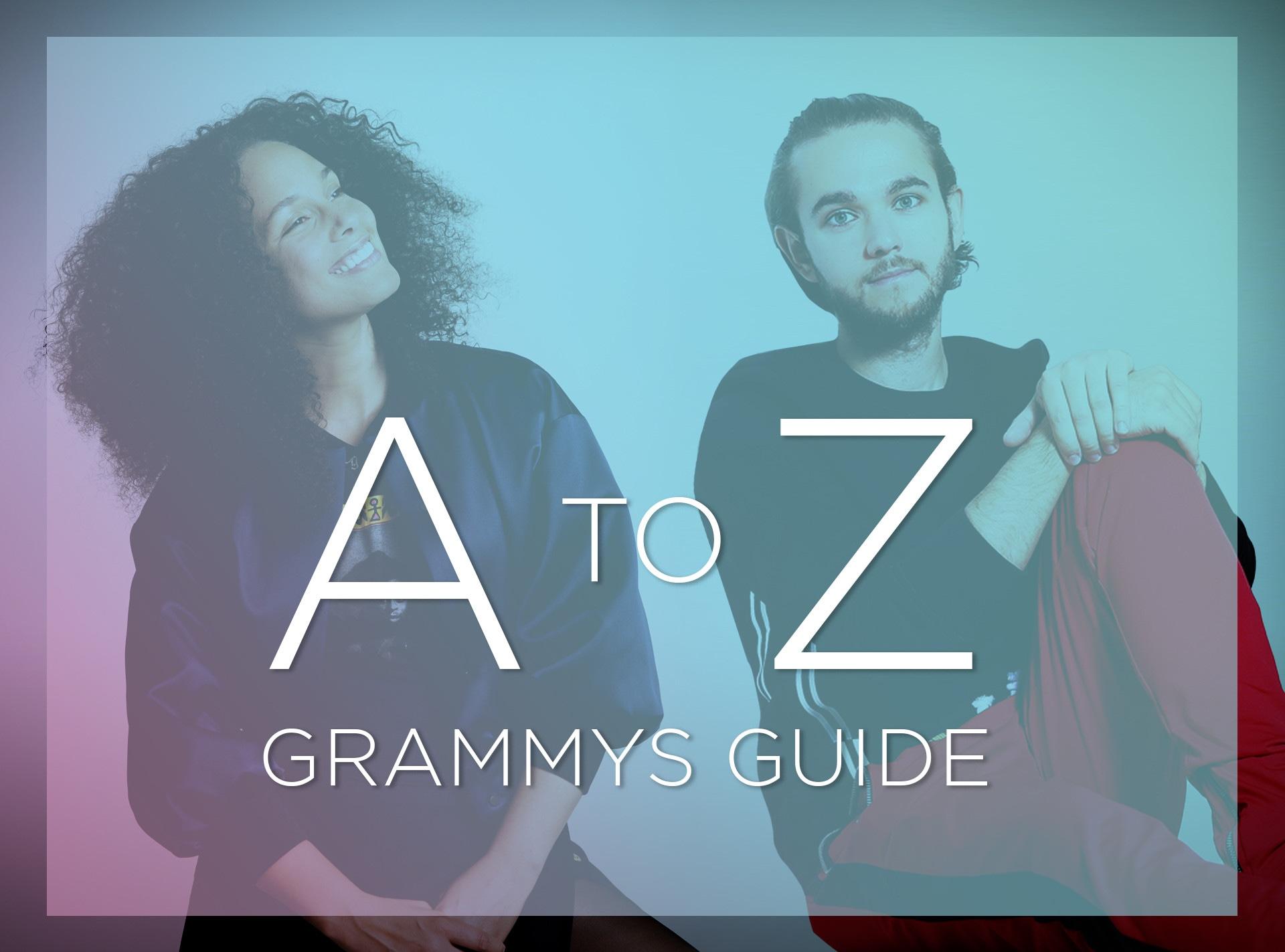 2019 Grammys A-Z, Alicia Keys, Zedd