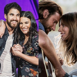 Darren Criss, Lea Michele, A star Is Born
