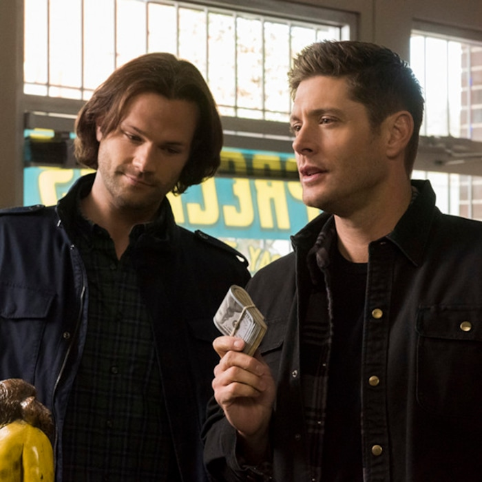Watch Supernatural Stars Jared Padalecki And Jensen Ackles Talk How