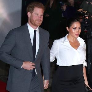 Prince Harry, Meghan Markle, 2019 Endeavour Fund Awards