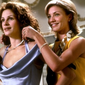 Julia Roberts, Cameron Diaz, My Best Friend's Wedding