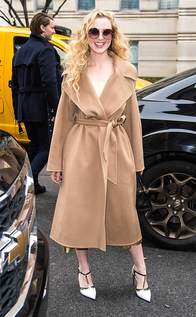 Kathryn Newton -  Attended the Ralph Lauren show on Feb. 7, 2019.