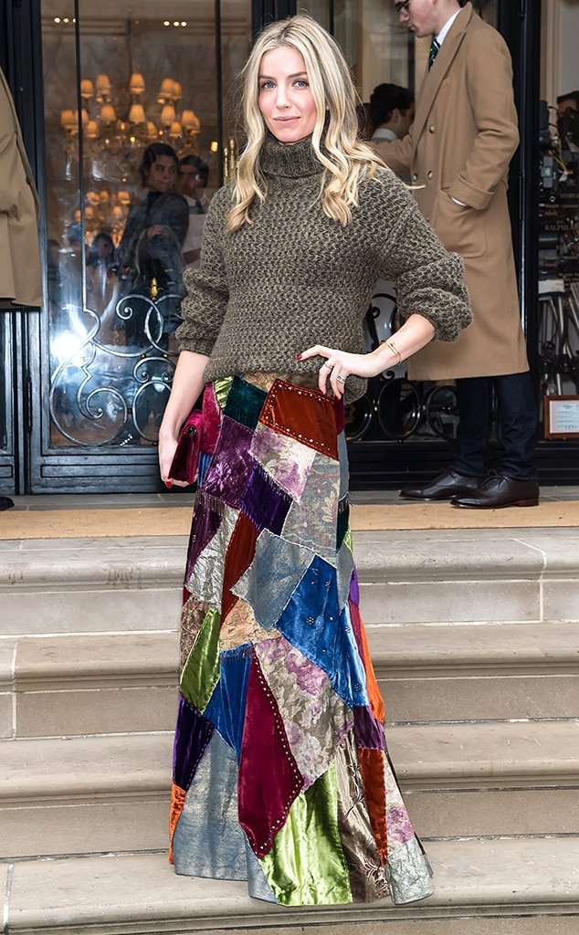Annabelle Wallis -  Attended the Ralph Lauren show on Feb. 7, 2019.