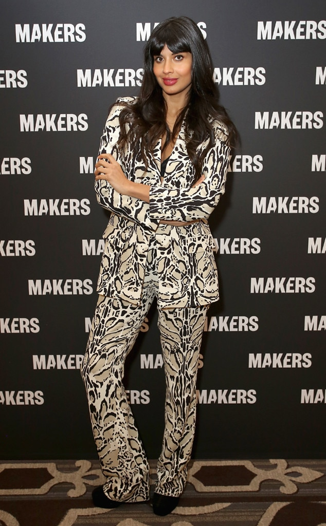Jameela Jamil, 2019 Makers Conference
