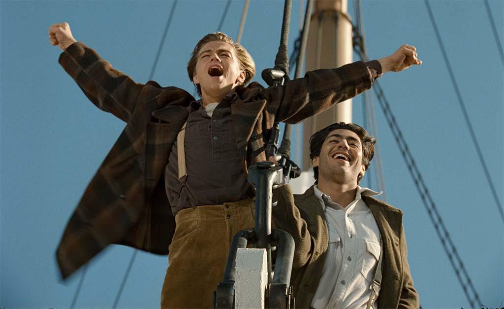 Leonardo DiCaprio, Titanic