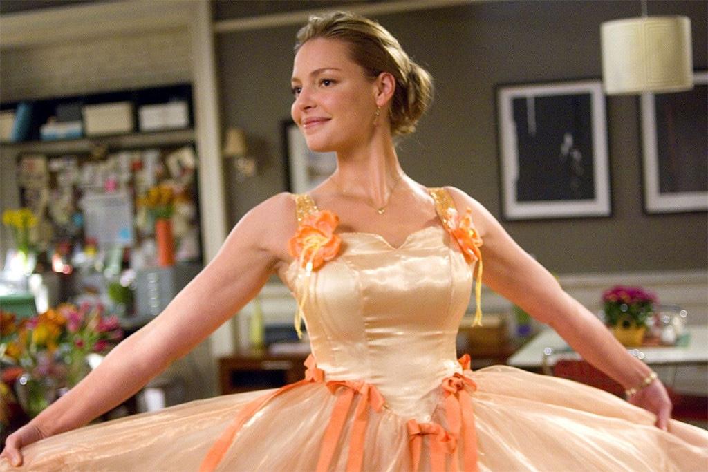 Katherine Heigl, 27 Dresses