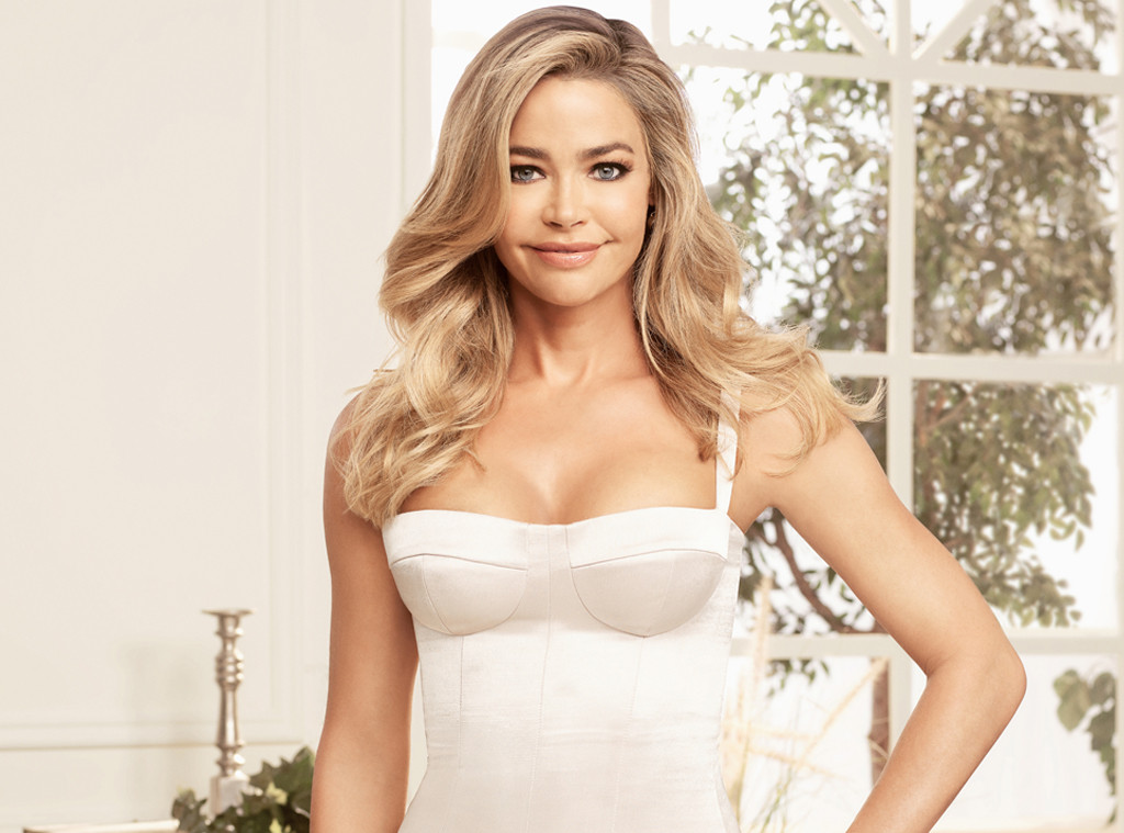 Denise Richards Shares Never-Before-Seen Family Photos From Her Wedding