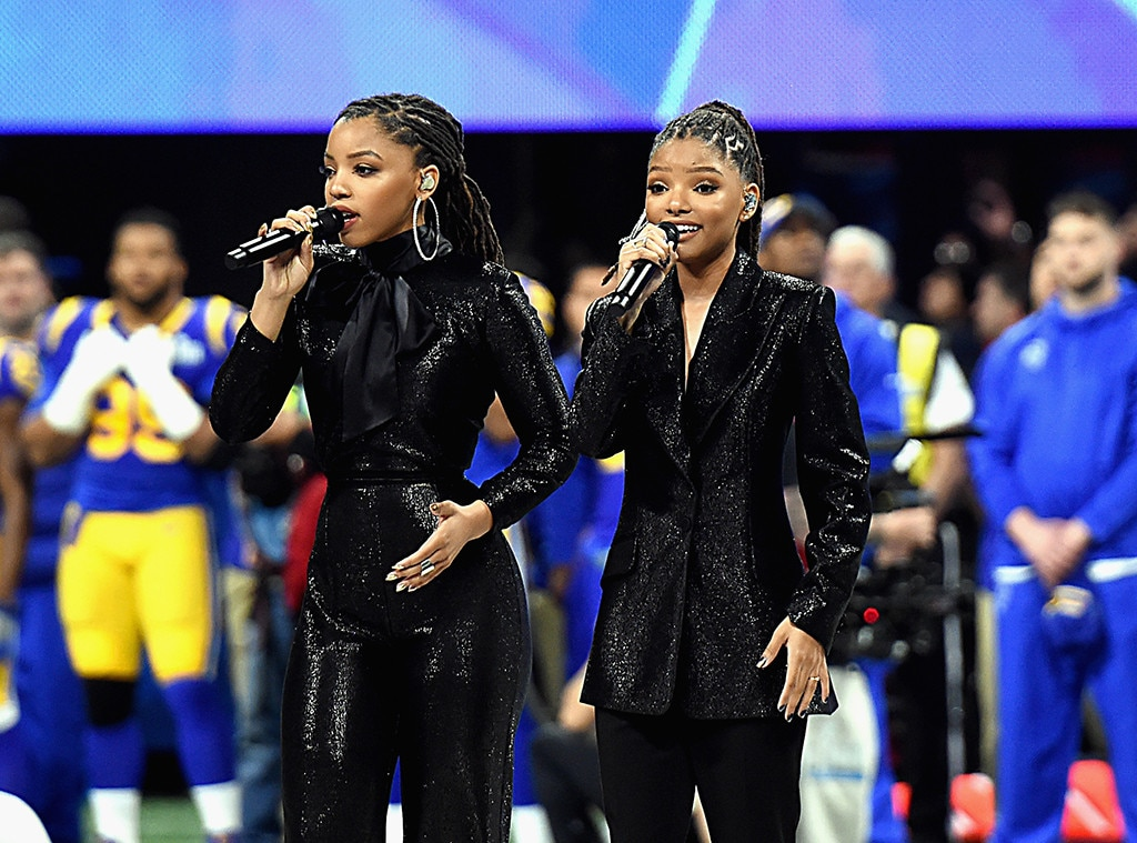 Chloe x Halle -  • The Bailey sisters are from Atlanta, where their father taught them about the structure of songwriting. Chloe is older by two years.