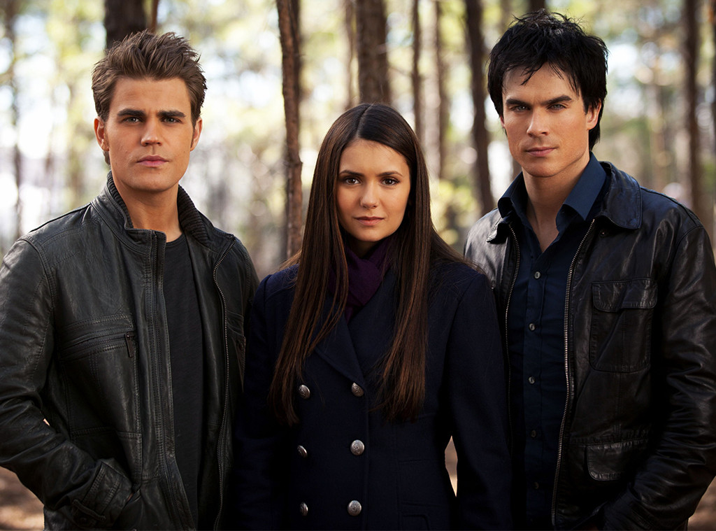 Paul Wesley Is Married! See the Vampire Diaries Cast Then