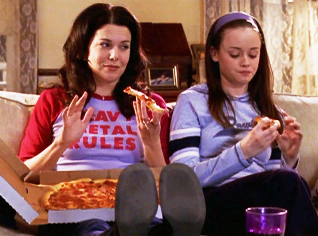 Gilmore Girls, National Pizza Day