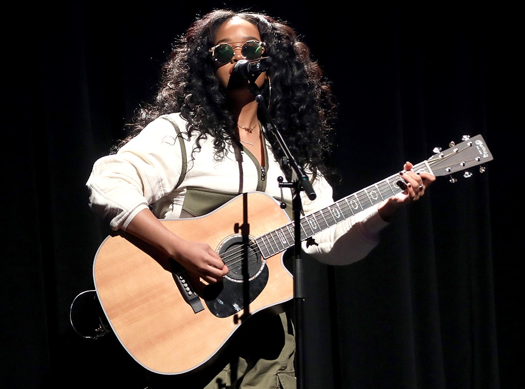 "H.E.R. -  • Her stage name stands for ""Having Everything Revealed,"" and her real name is Gabriella Wilson."
