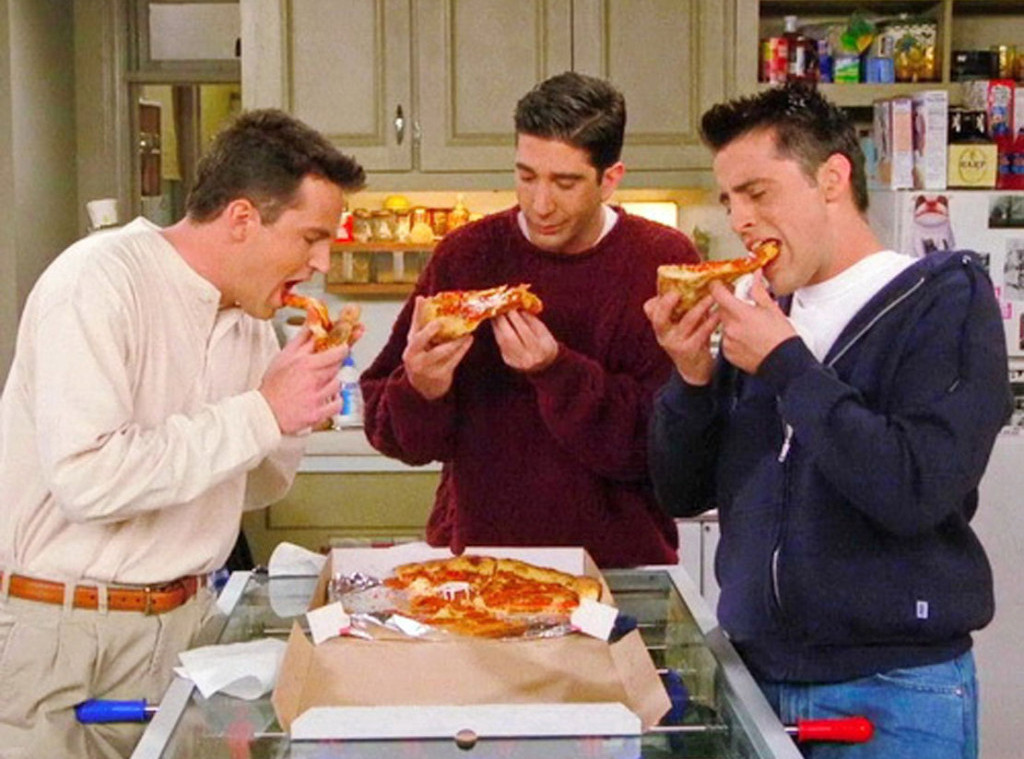Friends, Joey, National Pizza Day
