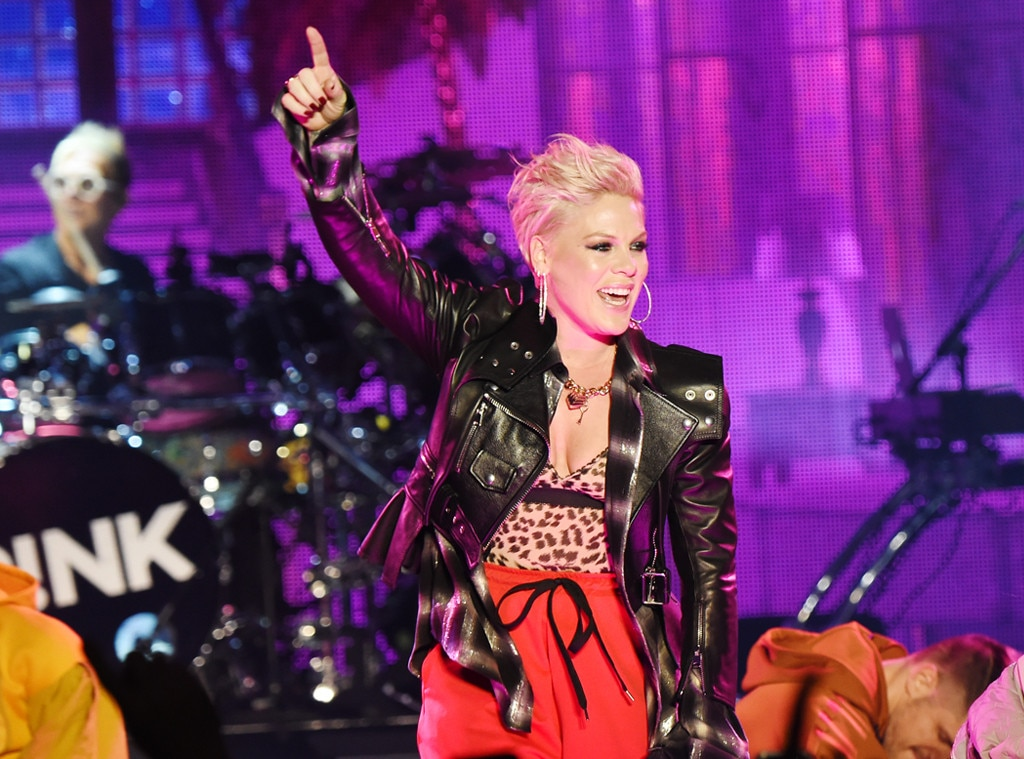 PINK, P!nk, Citi Sound Vault Presents Pink at Hollywood Palladium, Grammys