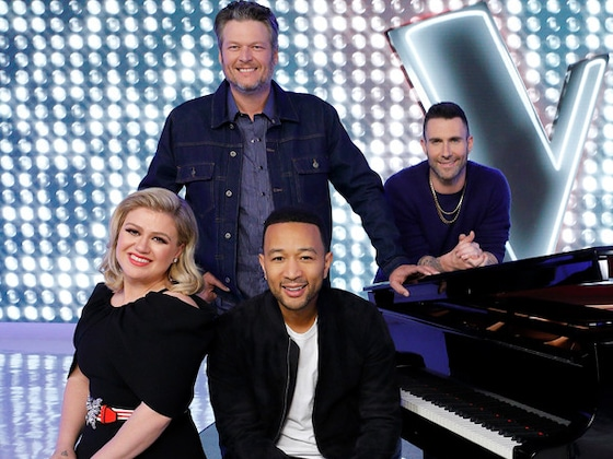 Blake Shelton on Adam Levine's <i>The Voice</i> Exit: &quot;Gonna Miss Working With That Idiot&quot;