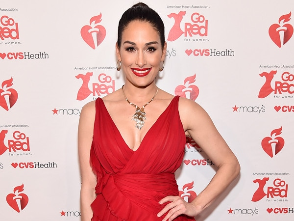 Nikki Bella Shuts Down Rumors About Wanting Kids and Living With Artem Chigvintsev