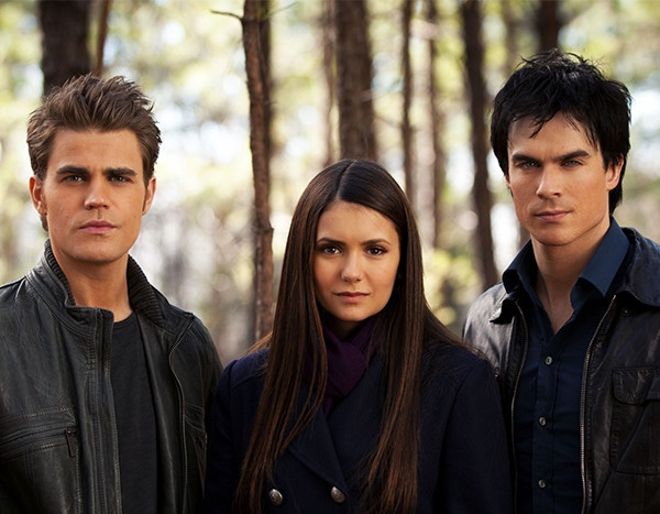 Paul Wesley's Married! See Vampire Diaries Cast Then and ...
