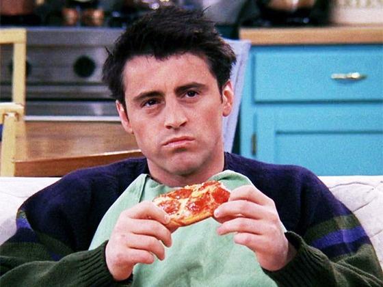 La frase que realmente se dijo varias veces en <i>Friends</i>