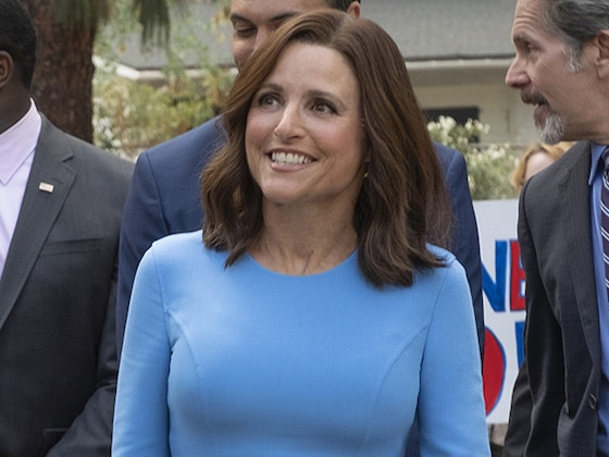 These <i>Veep</i> Bloopers With Julia Louis-Dreyfus and Tony Hale Will Make You Crack Up