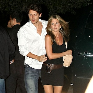John Mayer, Jennifer Aniston, Aniston love life