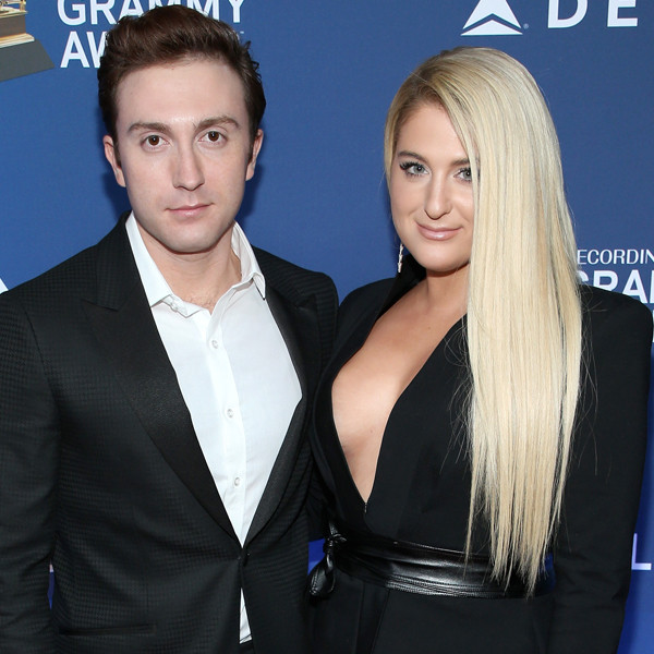 "Meghan Trainor Thinks Husband Daryl Sabara Is Definitely a ""Serial Killer"""