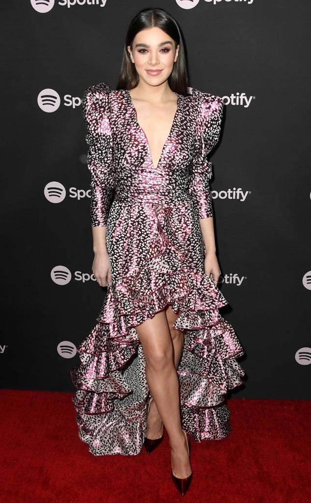 Hailee Steinfeld, Spotify Best New Artist 2019 Party, Grammys