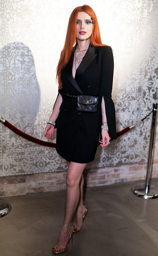 Bella Thorne -  Attended the Daily Front Row Kick Off Party on Feb. 7, 2019.