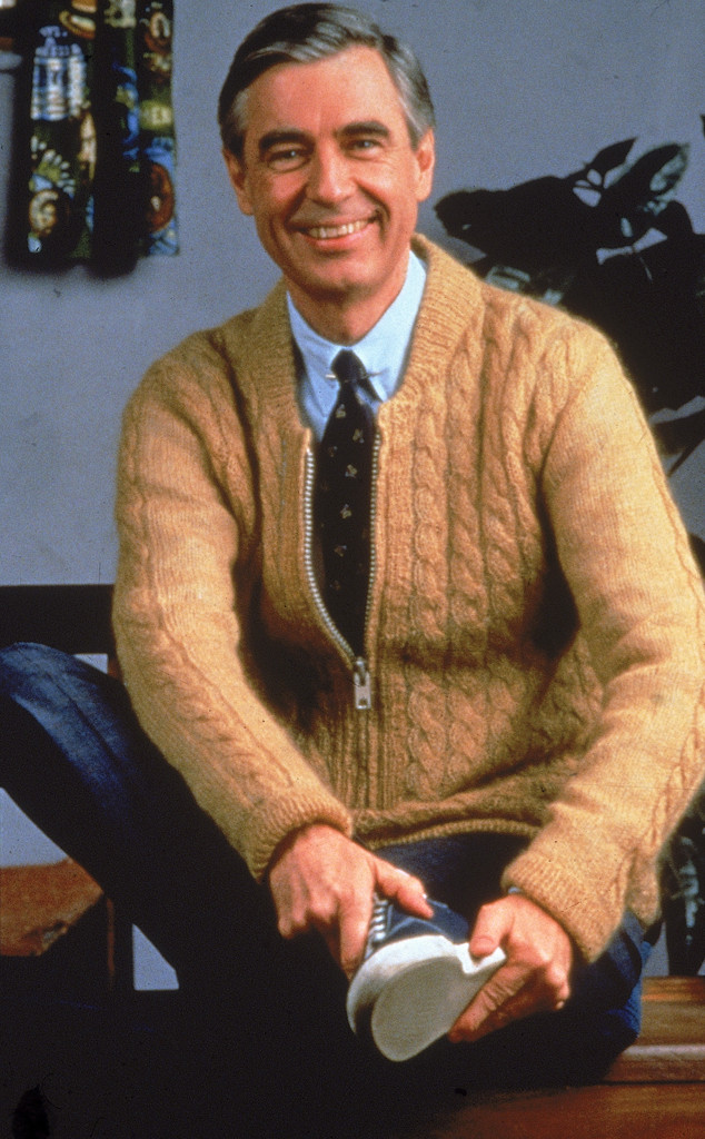 How Mister Rogers Life Of Quiet Grace Turned Him Into An Unlikely Pop Culture Hero 16 Years After His Death E Online Au
