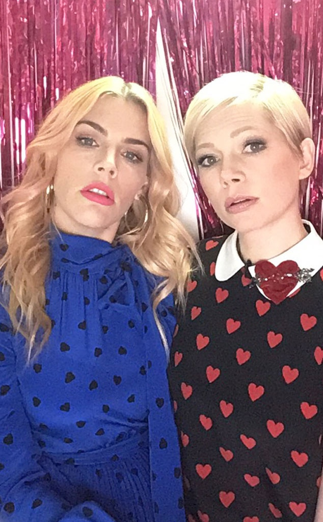 Michelle Williams -  The best friends who photo booth together, stay besties forever!