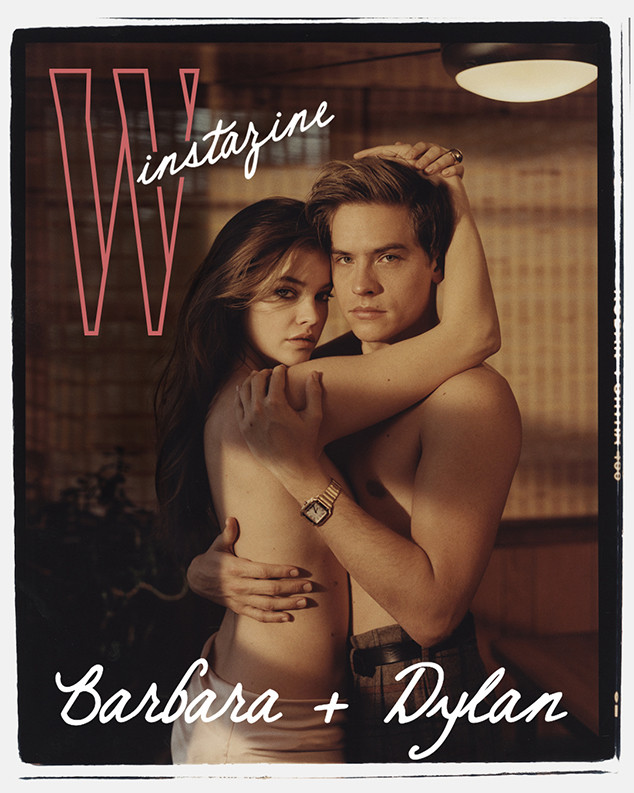 Dylan Sprouse, Barbara Palvin, W Magazine