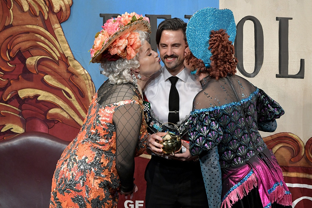 Milo Ventimiglia, Hasty Pudding, 2019 Man Of The Year