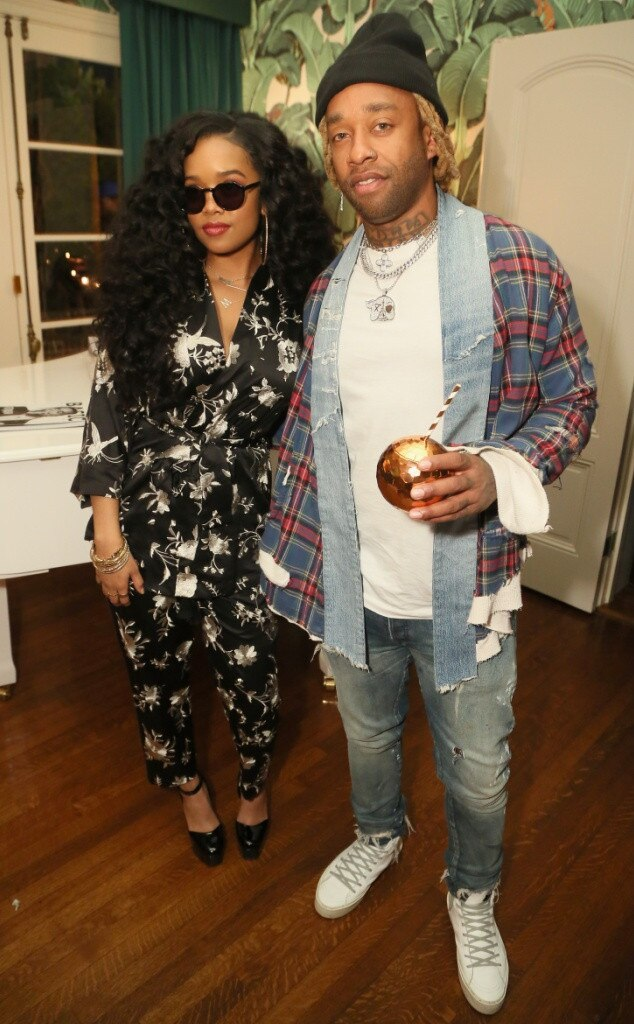 H.E.R., Ty Dolla $ign, Pre-Grammy Parties