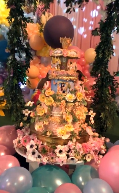 Inside Stormi Webster S Out Of This World 1st Birthday