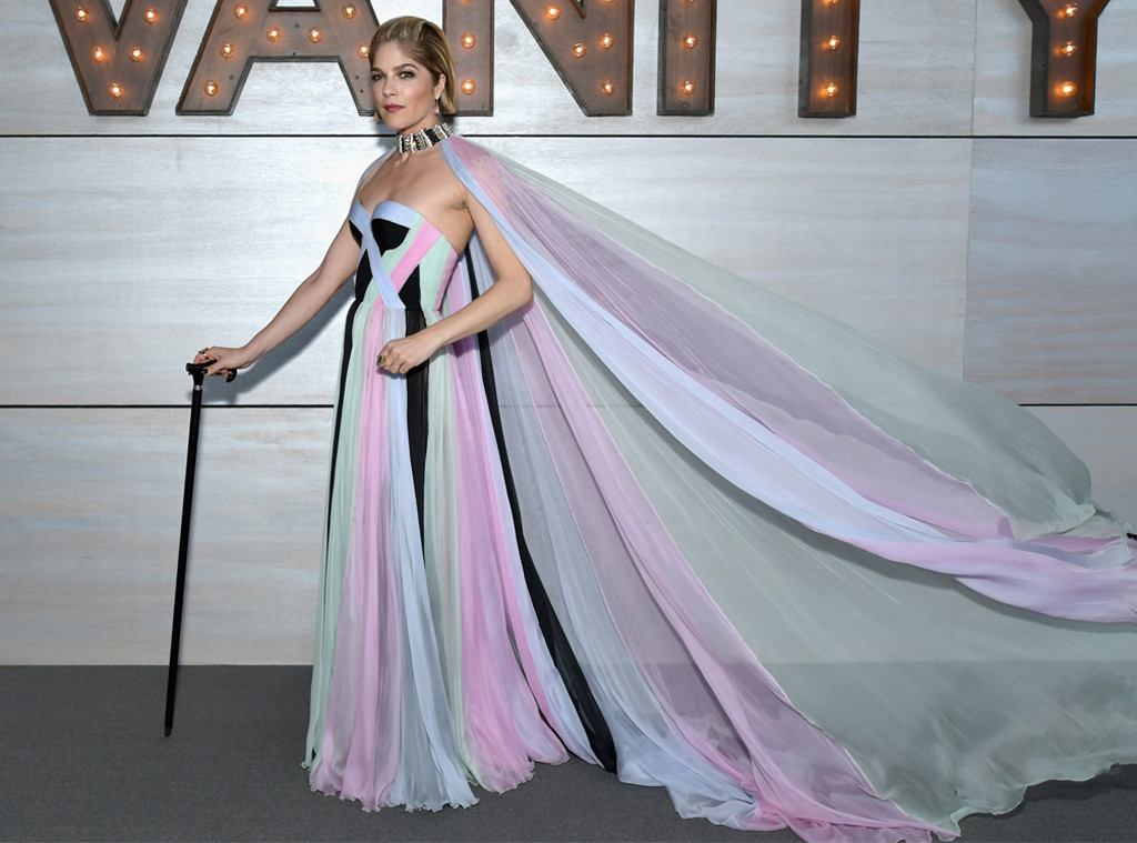 Selma Blair, Vanity Fair Oscar After Party