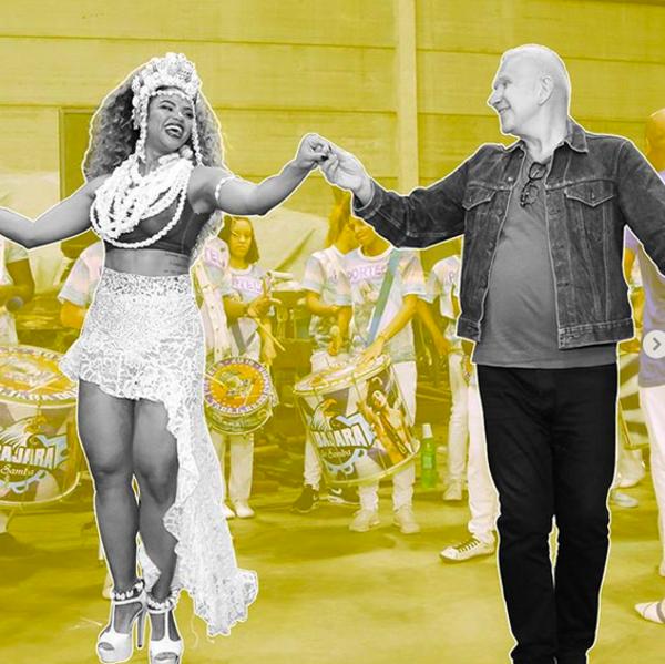 Jean Paul Gaultier, Portela Samba School