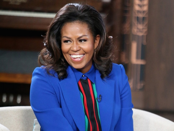 Michelle Obama's Workout Will Motivate You to Hit the Gym